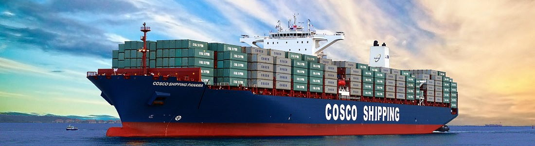Container Shipping header image | COSCO Customer Care Centre | cosco.ee